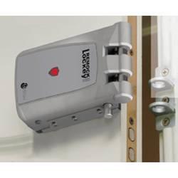 Remock Lockey Pro cerradura de seguridad vista bastidor