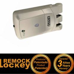 Remock Lockey Pro cerradura de seguridad color dorado