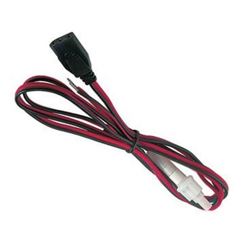 Cable alimentación Telecom CA3P con 3 pines y con fusible
