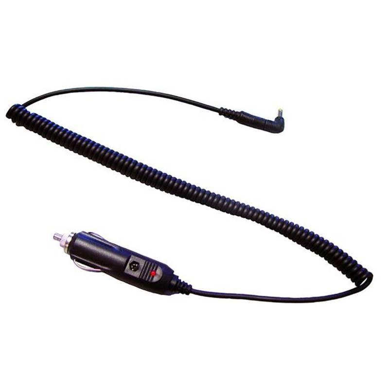 Cable alimentación Original AV-SMOKE-Y toma de mechero con fusible