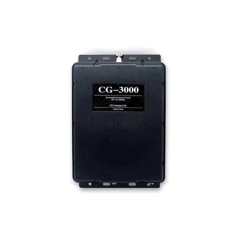 Acoplador automático CG Antenna CG-3000 para mástil 1.8 a 30MHz 200W