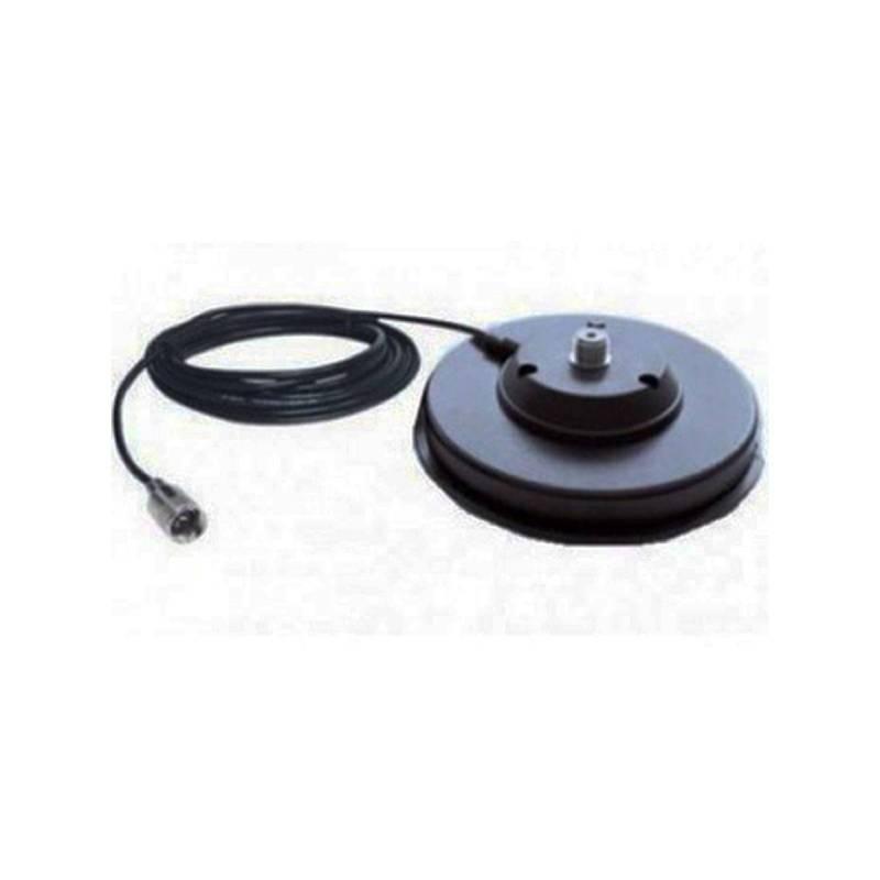Base magnética OEM MT-1309 de 16 cm de diámetro y 4 m cable con PL
