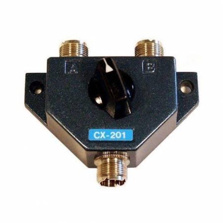 Conmutador antena Original CX-201 2 posiciones 0