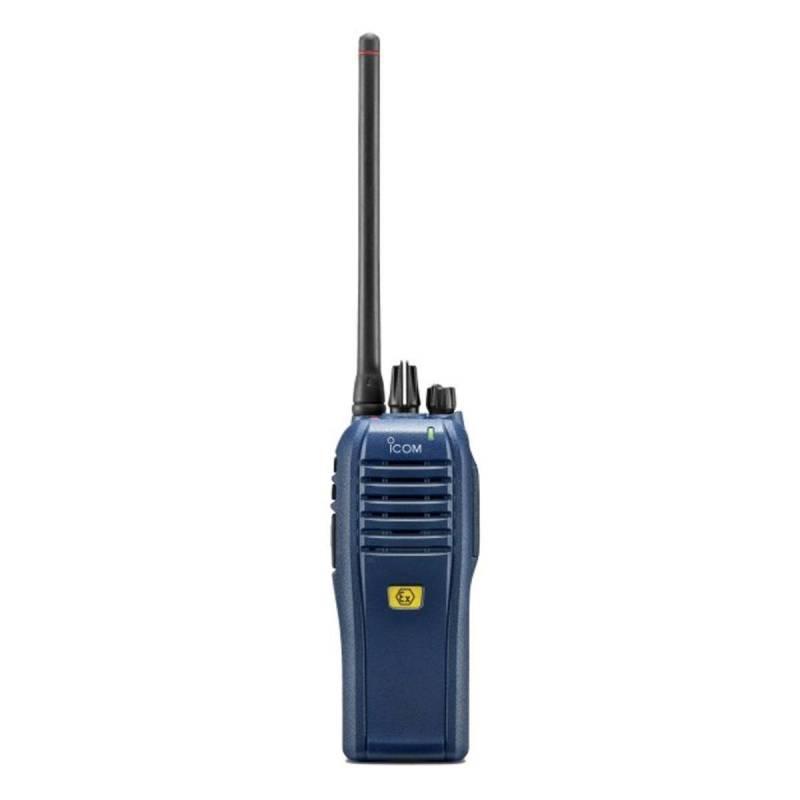 Walkie ATEX Icom IC-F3202 DEX VHF digital y analógico ATEX 16CH IP 67