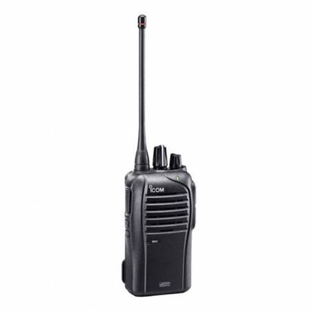 Walkie Digital-Analógico Icom IC-F3102D VHF 16 canales y 5W IP54