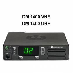 Emisora Digital-Analógico profesional Motorola DM1400 VHF-UHF 16 CH