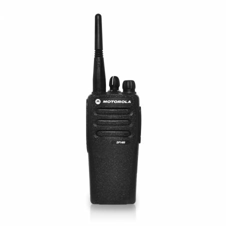 Walkie Digital-Analógico Motorola DP1400 VHF 16 canales NiMH 1400mAh