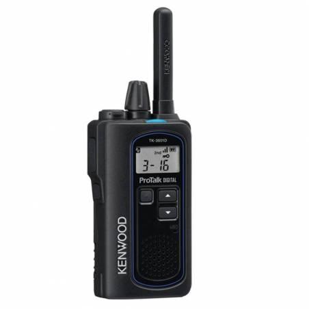 Walkie Profesional PMR Kenwood TK-3601DE Analógico-Digital 48 CH