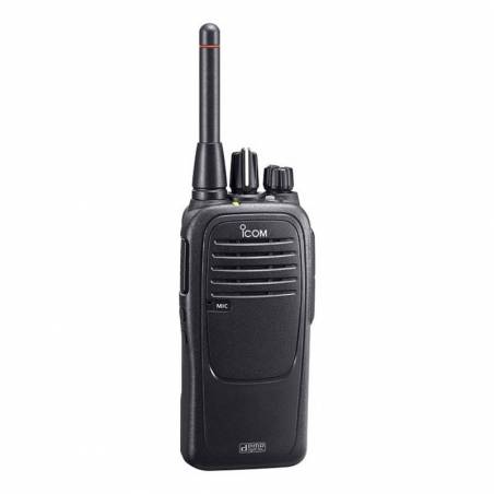 Walkie Profesional PMR Icom IC-F29DR Analógico-Digital 16 CH IP 67