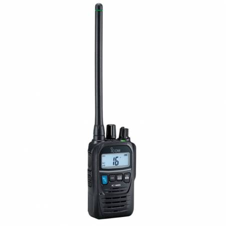 Walkie Marino Icom IC-M85E Profesional VHF y PMR con 22 canales
