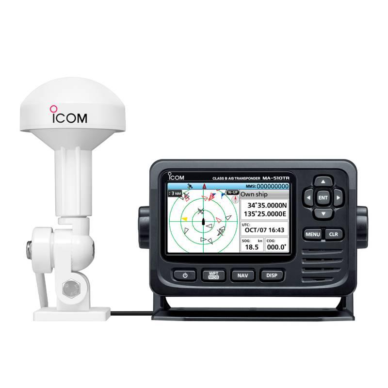 Transpondedor Icom IC-MA510TR AIS Clase B con LCD TFT en color