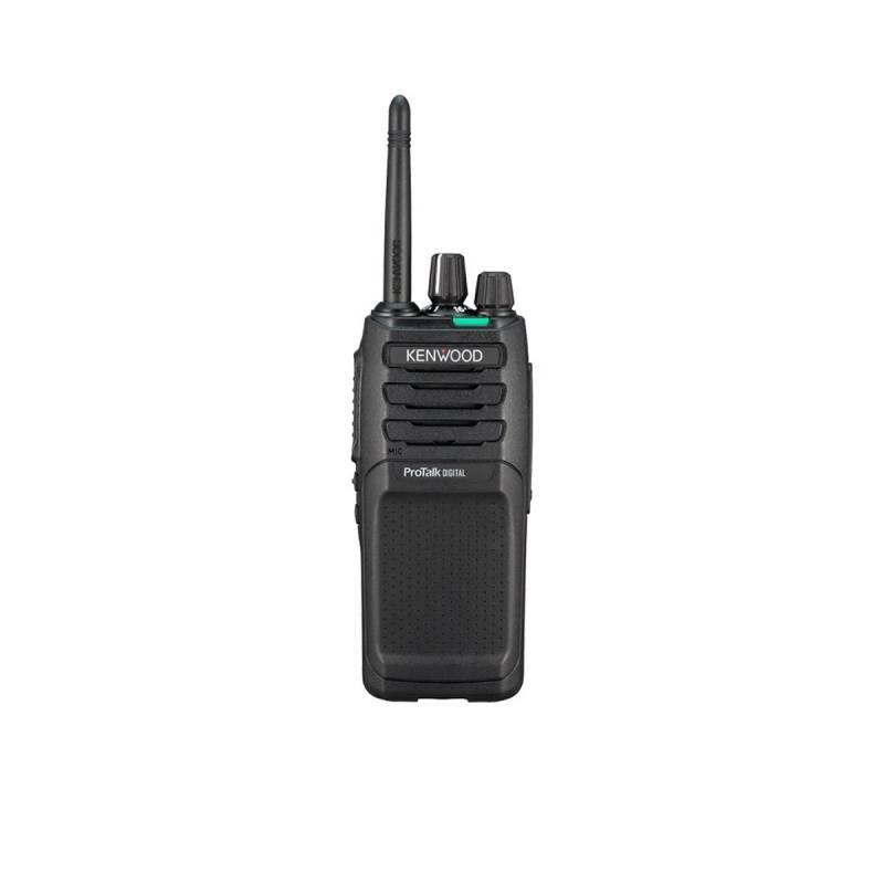 Walkie Kenwood TK-3701DE PMR 446 Mhz IP 54 48 CH scan, secrafonía y vox