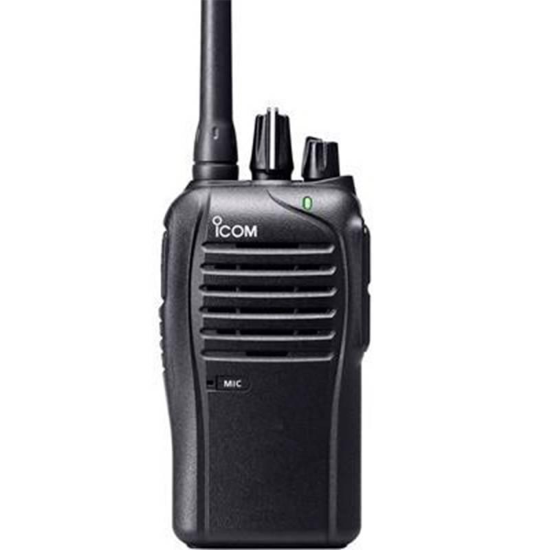 Walkie Icom ICF 3102D VHF digital y FM
