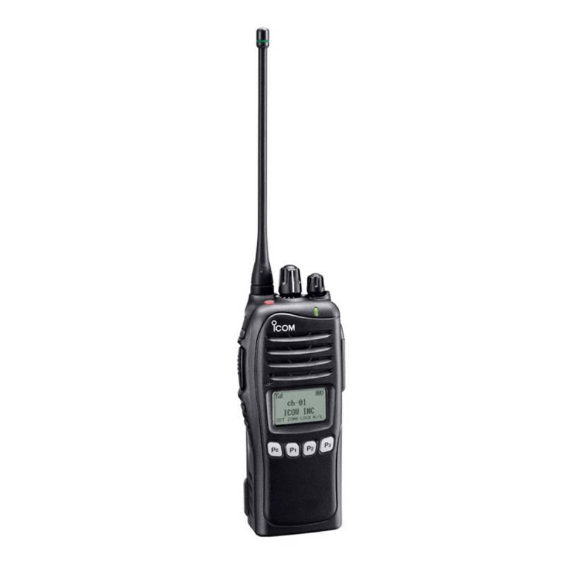 Walkie Icom ICF 4162DT VHF digital y FM