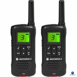 Walkie PMR Motorola TLKR T61 8 CH con escaner y Vox-iVox