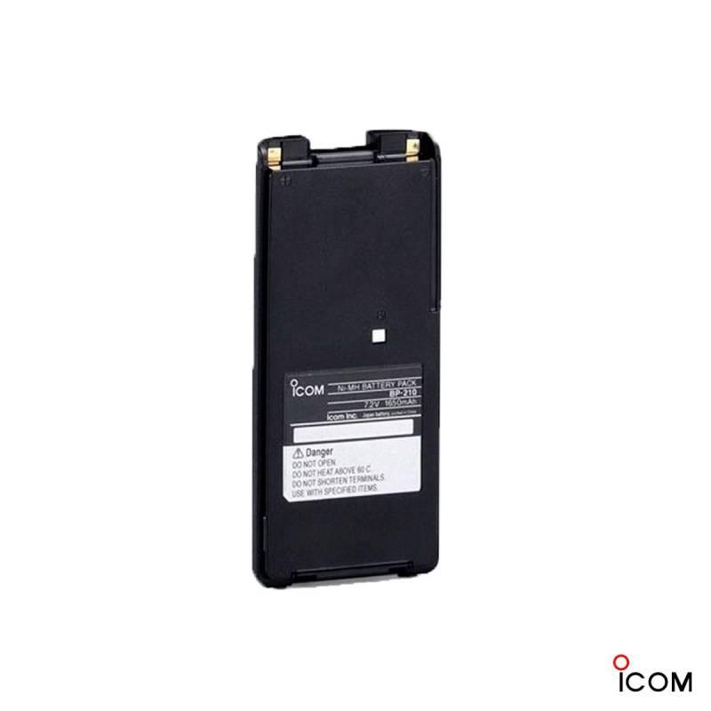 BP-210 batería de Ni-Mh original Icom 7,2V 1650mA