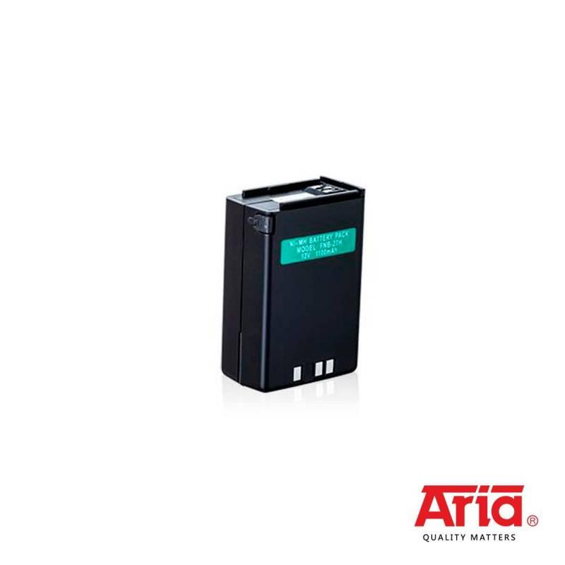 FNB-27H batería de Ni-Mh Aria compatible con Yaesu