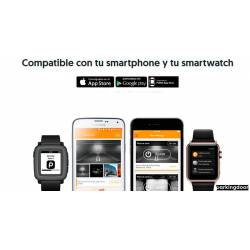 Parkingdoor sistema de apertura con smartphone y smartwatch