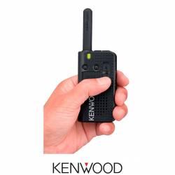 PKT-23E walkie Kenwood PMR446 de uso libre en mano