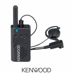 PKT-23E walkie Kenwood PMR446 de uso libre con pinganillo