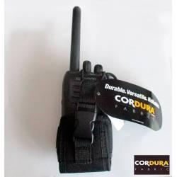 Funda para walkie Cordura de Nylon ajustable a varios tamaños con correa con TK-3501E