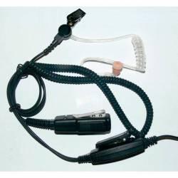 Micrófono auricular Beistar 2004HCA-K1R, compatible con Kenwood