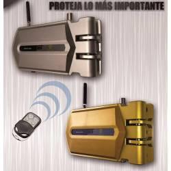 Golden Shield JD268 cerradura electrónica de seguridad invisible