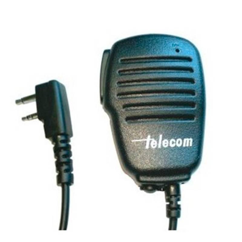 Micrófono altavoz Telecom MC-3602, compatible con Kenwood
