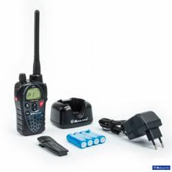 Walkie Midland G9 Plus PMR 8CH con vox control y vibrador contenido