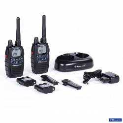 Kit 2 walkies Midland G7 Pro PMR 8CH con vox control y vibrador contenido