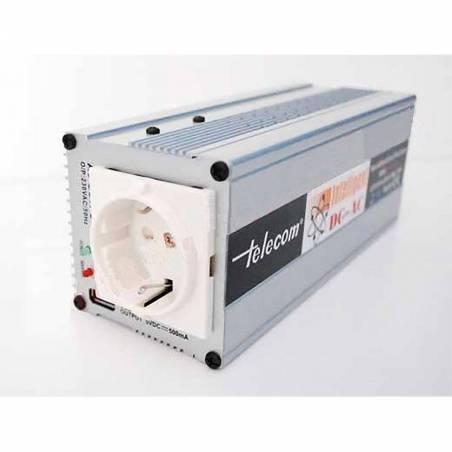 Inverter bitensión Telecom SP-350 12-24VDC a 220VAC 350W