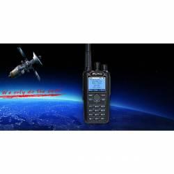 DMR AnyTone AT-D868UV  VHF-UHF 144-430 MHZ. con GPS