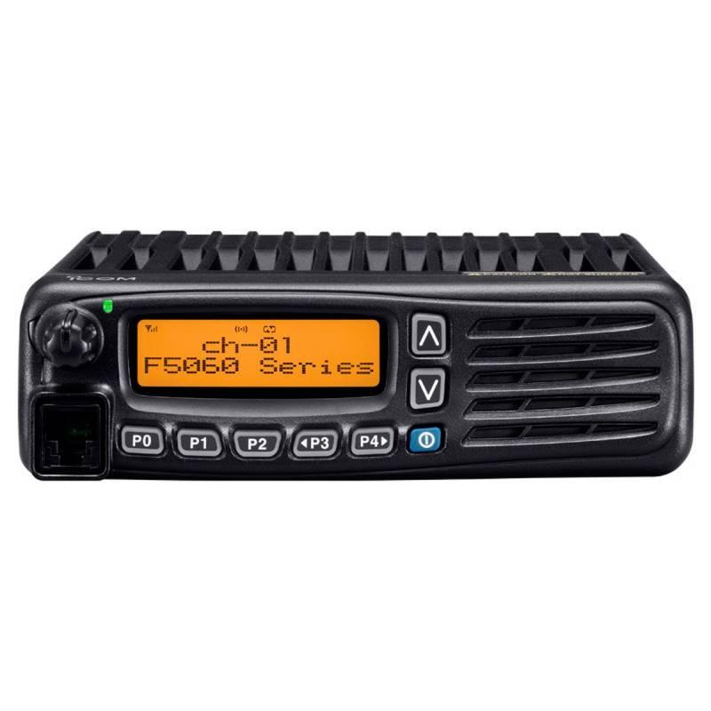 Icom IC-F6062D UHF digital y FM 512 canales