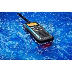 Walkie Marino ICOM IC-M25EURO VHF 5W con IPX7 Flotando