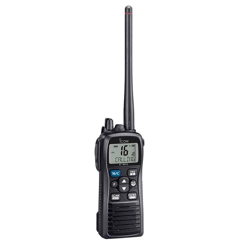 Walkie Marino ICOM IC-M73EURO VHF 6W con IPX8