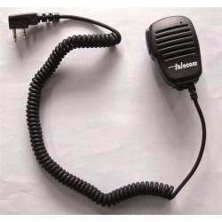 Micrófono altavoz Telecom MC-3601-IL, compatible con Icom