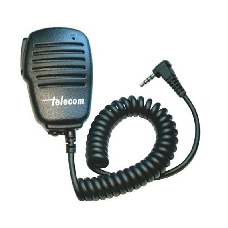 Micrófono altavoz Telecom MC-3604, compatible con Yaesu