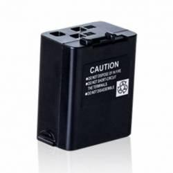 Batería Aria PB-34 Ni-MH 9.6V 1000 mAh compatible Kenwood TH-22 y 79
