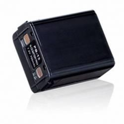 Batería Aria PB-34 Ni-MH 9.6V 1000 mAh compatible Kenwood TH-22 y 79 vista contactos