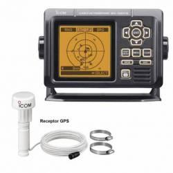 Transmisor-receptor AIS Icom MA-500TR clase B incluye GPS externo