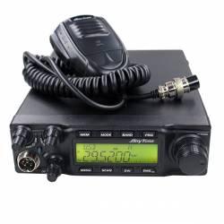 Transceptor movil Anytone AT6666 todo modo AM FM USB LSB