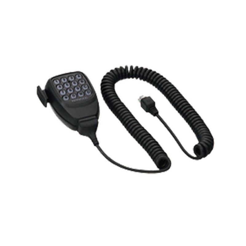 Micrófono Kenwood MC-59 conector RJ para Kenwood TM 281-TMV 71-TMD 710