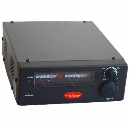 Fuente alimentación conmutada regulable Telecom AV-5045-Z 35A a 12V