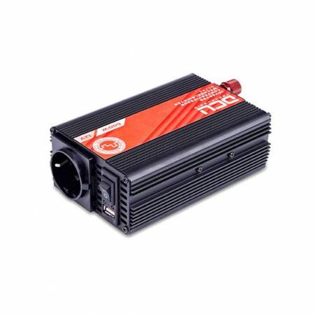 Convertidor DCU 374112600M Onda senoidal modificada 12DC a 220AC 600W