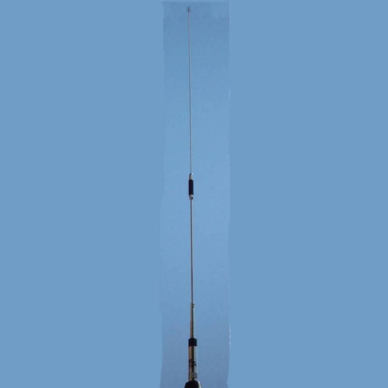 Antena móvil bibanda Original DX-NR-770-R 1/2? 3-5.5 dB V-UHF 980 mm