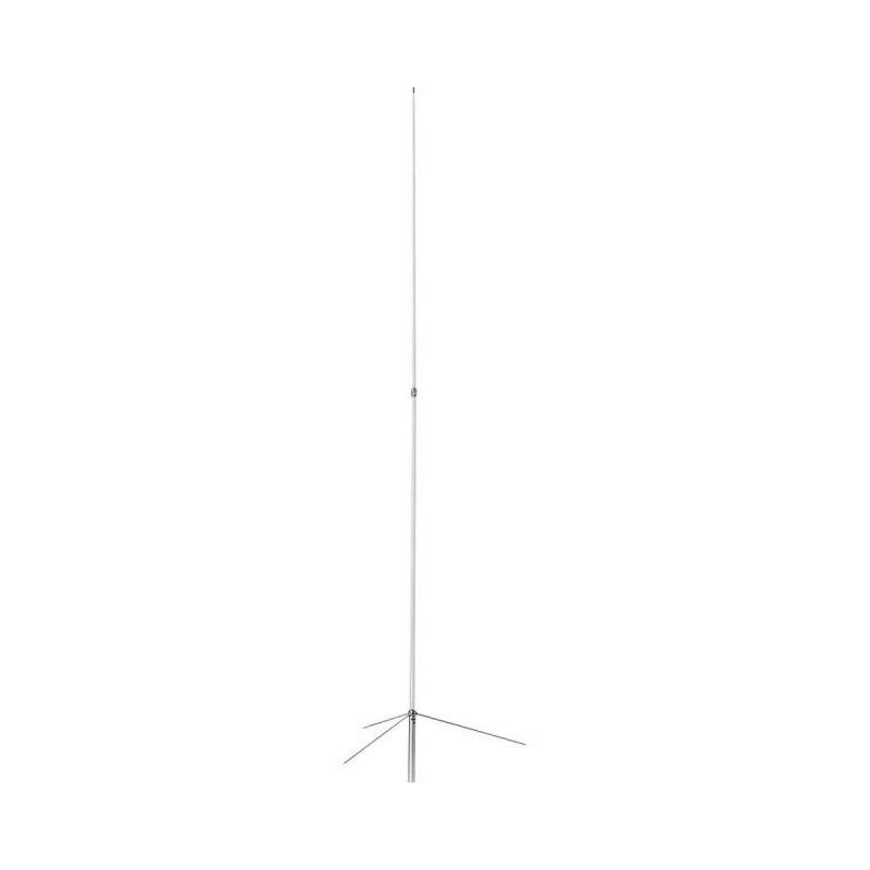 Antena base vertical fibra VHF Diamond F22A 3.2 m. 6.7 dB. 200W