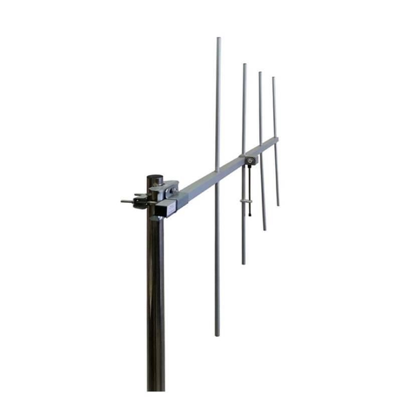 Antena profesional VHF Tagra DVC-4A directiva 4 elementos 134-148 Mhz