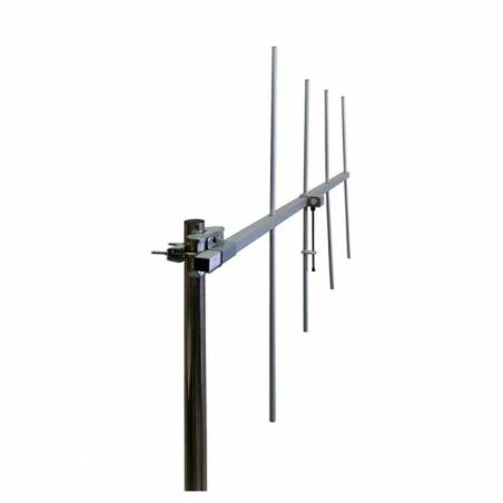 Antena profesional VHF Tagra DVC-4B directiva 4 elementos 148-160 Mhz