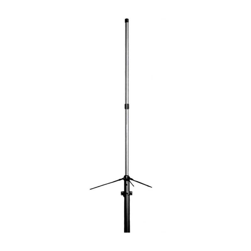 Antena base bibanda Original X-300-H 144-430 MHz 6.5dB VHF 9dB UHF