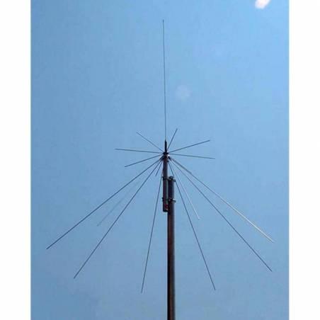 Antena scanner discono Original DX-D-130 50-1200 MHz 350 W 1.7 m.